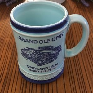 Grand Ole Opry Opryland USA Nashville, Tenn. Mug